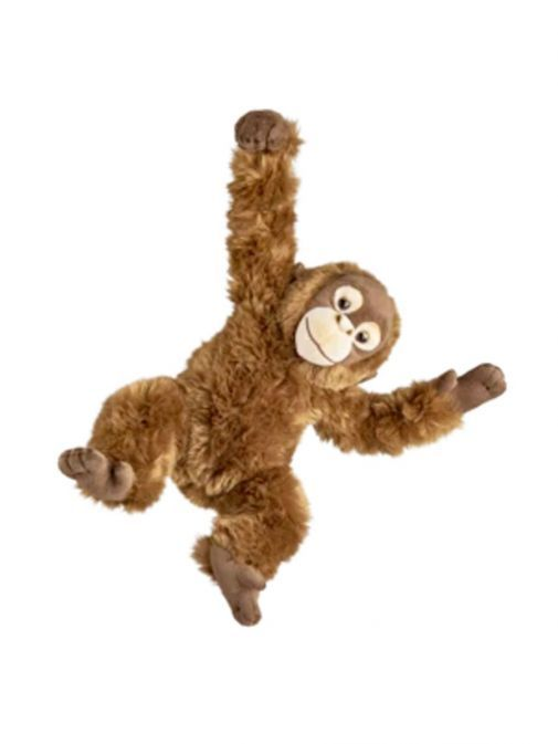 Front shot of the Living Nature Medium Orangutan