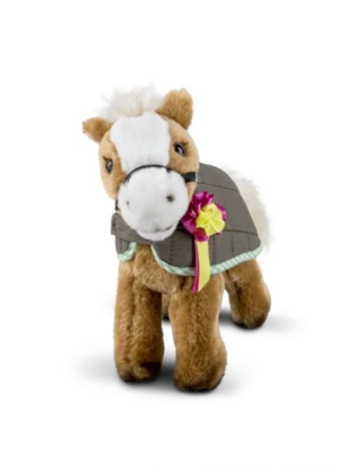 Front shot of the Living Nature Small Horse with Jacket
