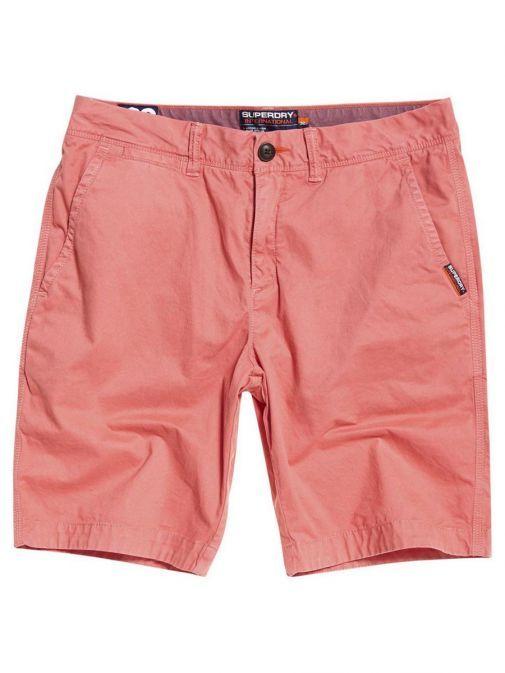 Superdry Pomegranate International Slim Chino Shorts M71013KT 0QJ