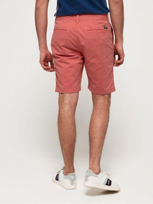 Superdry Pomegranate International Slim Chino Shorts