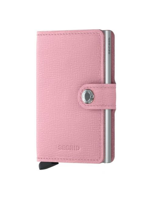 Secrid Crisple Pink Miniwallet