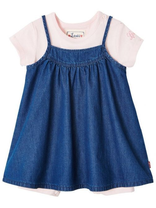 Levis Denim & Pink Dress Set NN37504 46