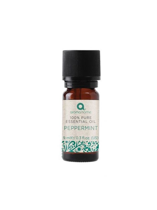 Image of bottle of Pure Essential Oil - Peppermint