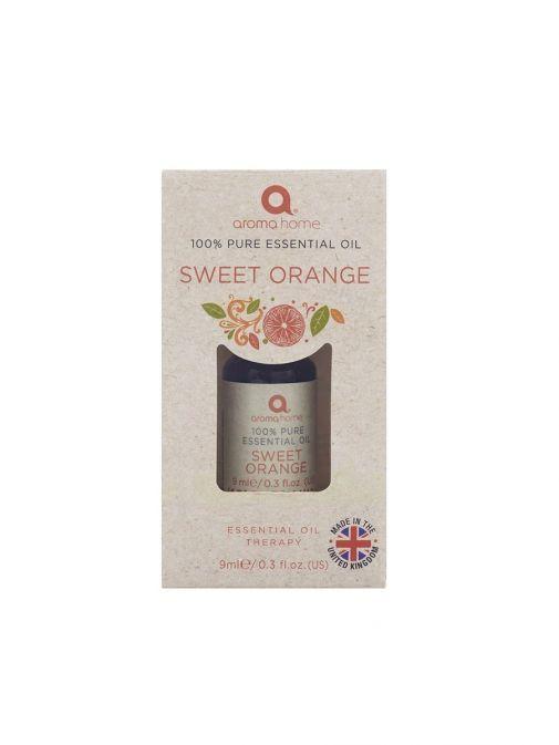 Image of Pure Essential Oil - Sweet Orange, in packaging