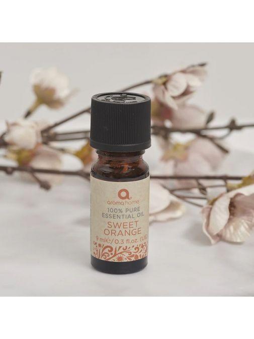 Image of bottle of Pure Essential Oil - Sweet Orange
