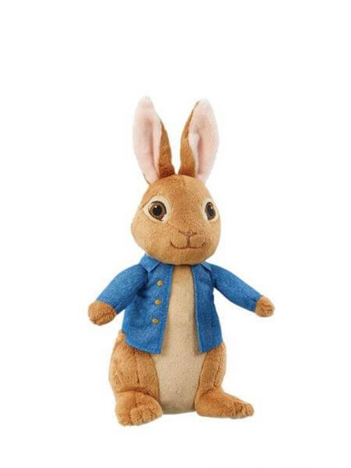 Picture of Talking Peter Rabbit Soft Toy