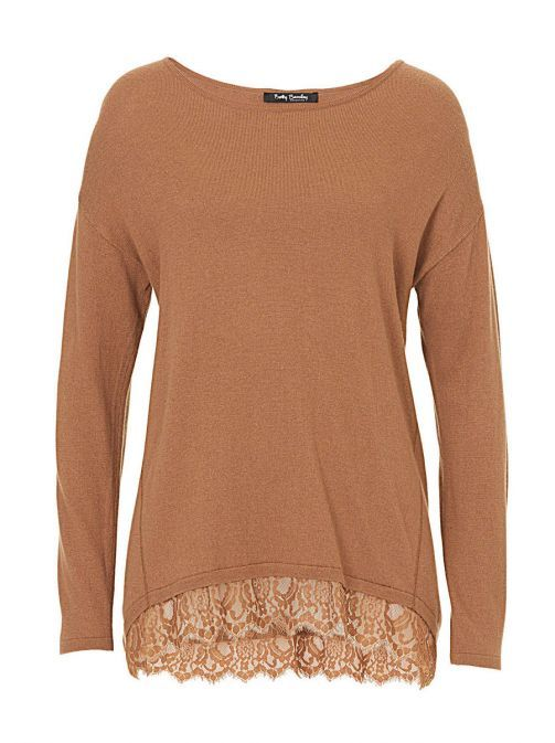 Betty Barclay Brown Knit Top
