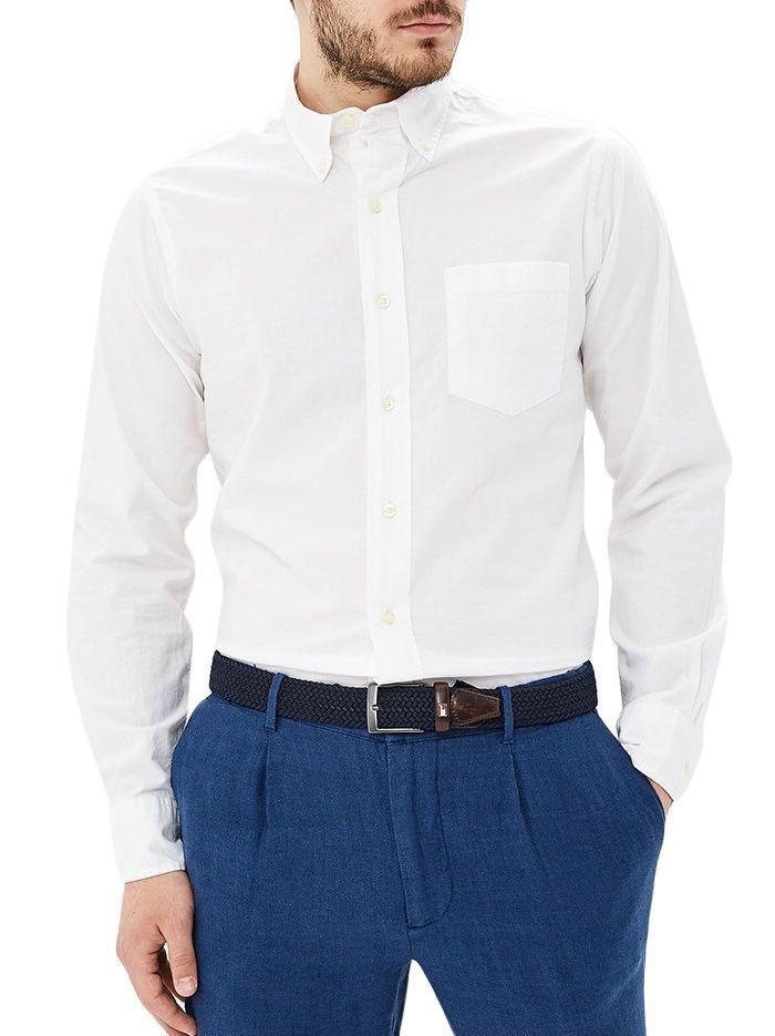 IZOD Bright White Long Sleeve Shirt