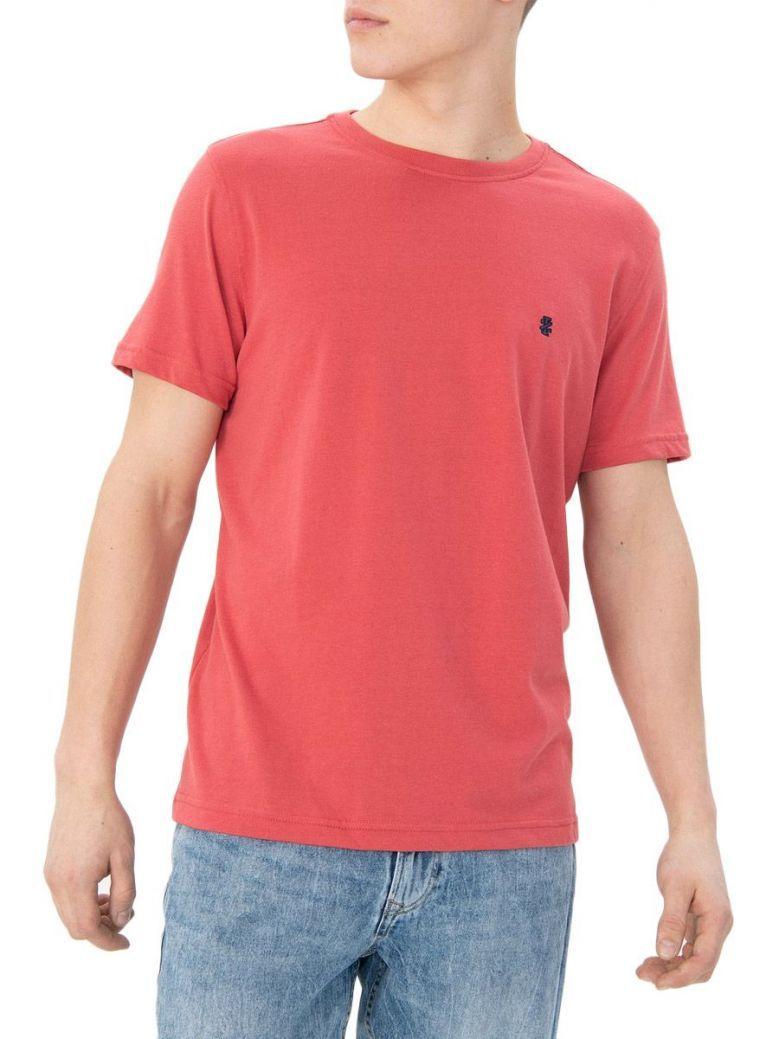 IZOD Claret Red Saltwater T-Shirt