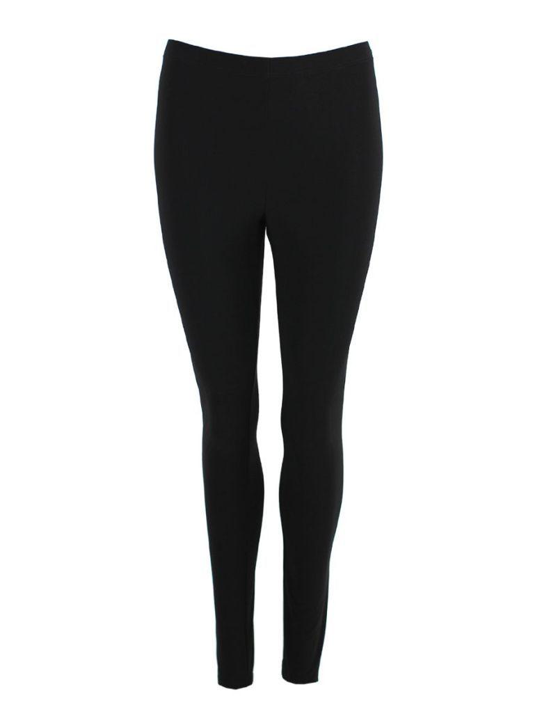 Frank Lyman Black Slinky Jersey Trousers
