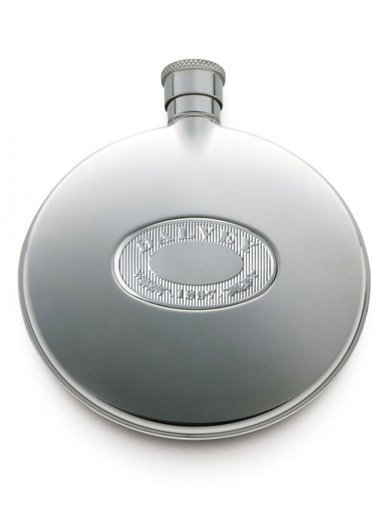 Dalvey Stainless Steel Compact Flask