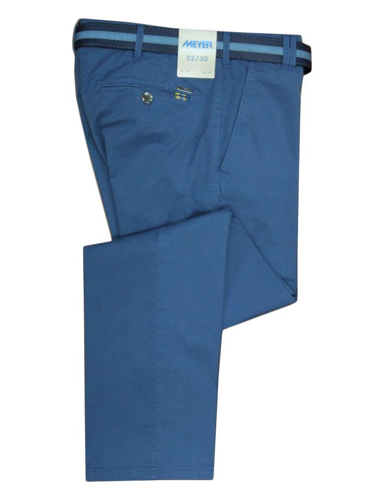 Meyer Blue Rio Trousers