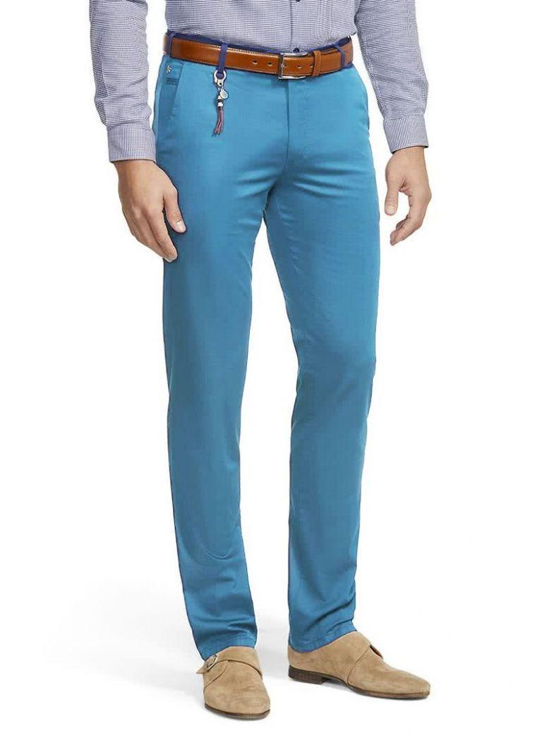 Meyer Bonn Blue Trousers