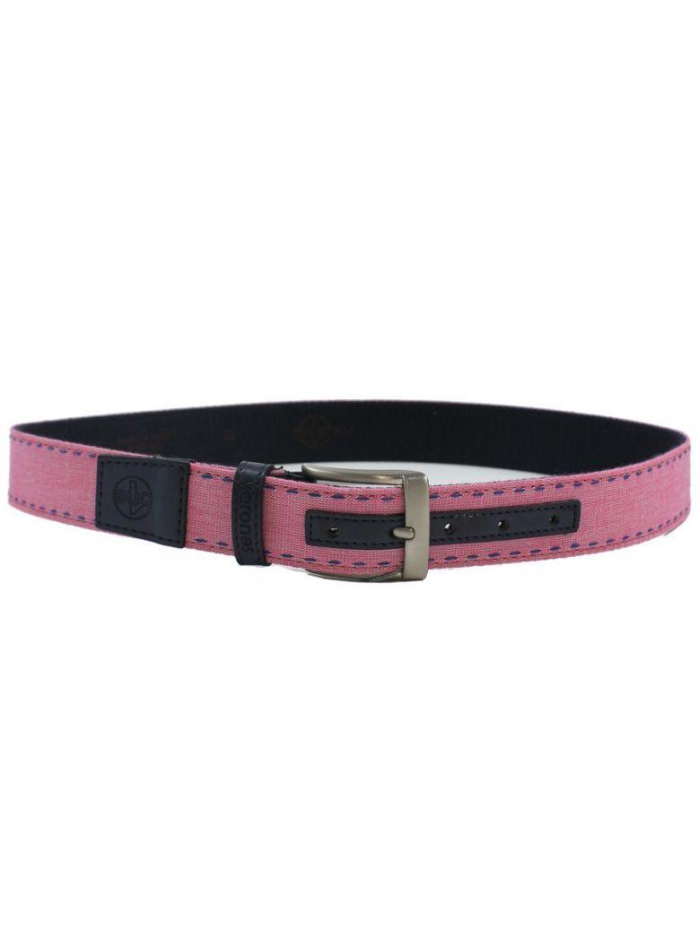 Varones Pink Belt