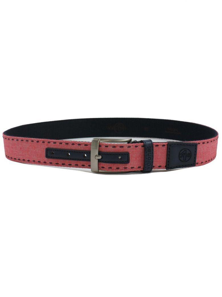 Varones Red Belt