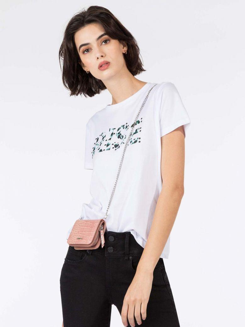 Tiffosi White Rise Mariana T-Shirt