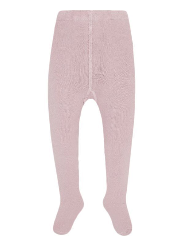 Mayoral Pink Thick Woven Tights