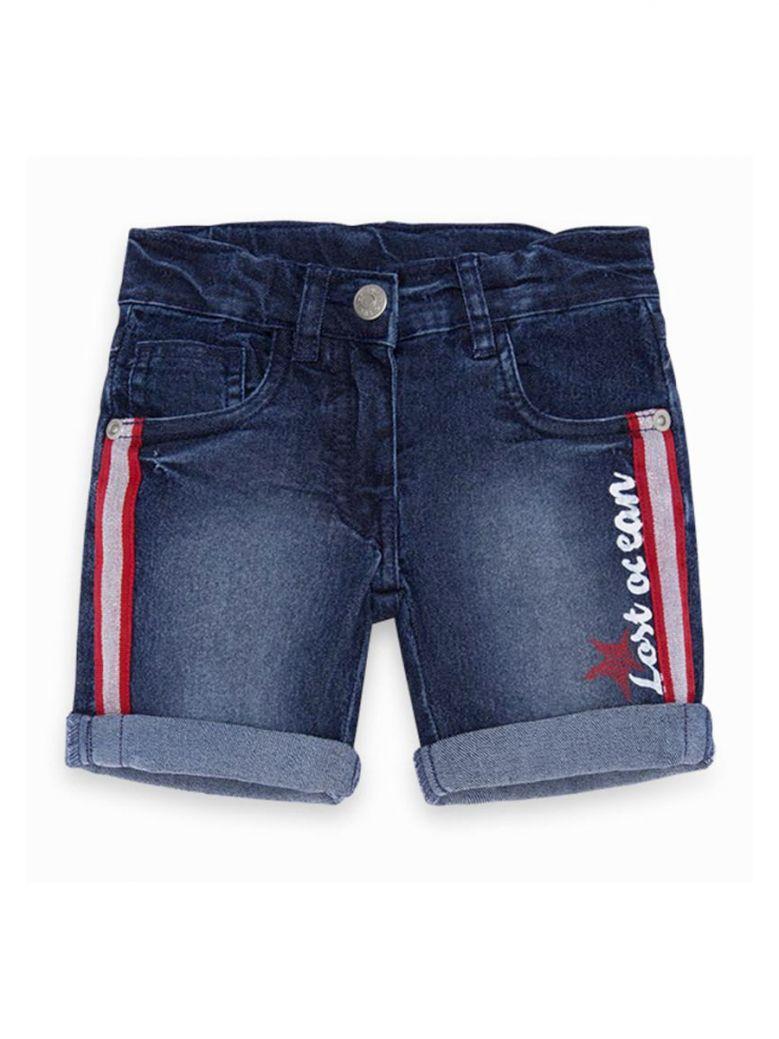 Tuc Tuc Kids Azul Bermuda Denim Lost Ocean Shorts