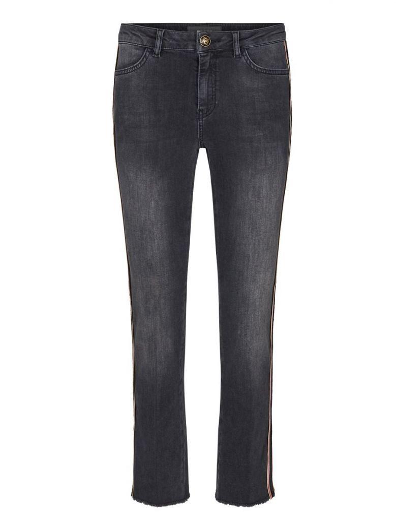 Mos Mosh Dark Grey Denim Sunn Portman Jeans