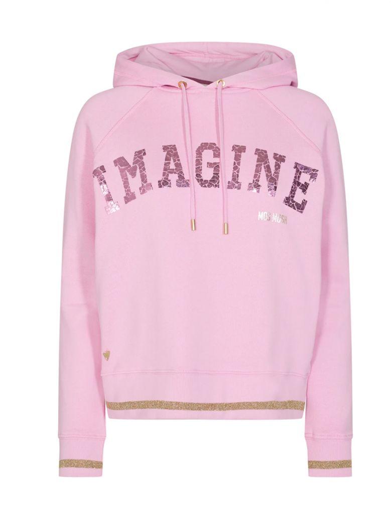 Mos Mosh Ladies Bubble Pink Kash Hoodie Sweatshirt
