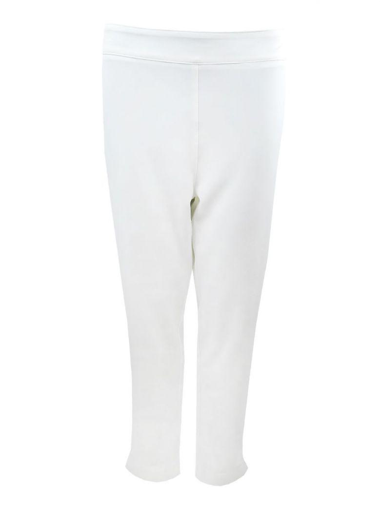 Camelot Cream Straight Leg Trousers