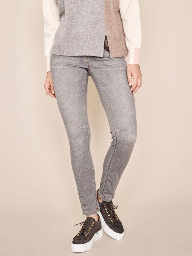 Mos Mosh Grey Naomi Shade Jeans
