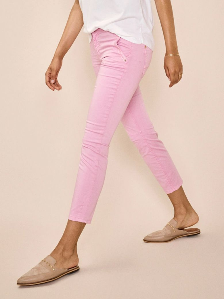 Mos Mosh Bubble Pink Etta Daze Pant