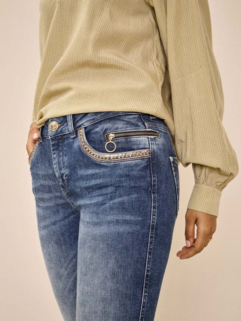 Mos Mosh Denim Sumner Shine Jeans