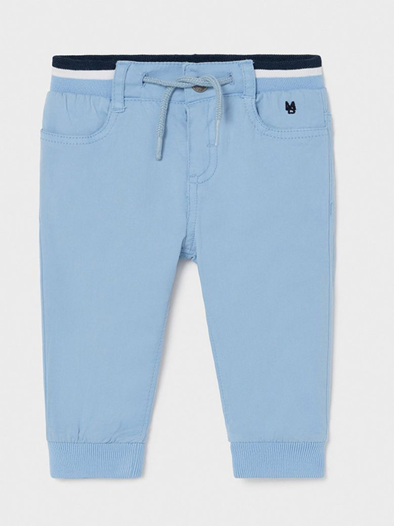 Mayoral Blue Jogger Style Trousers