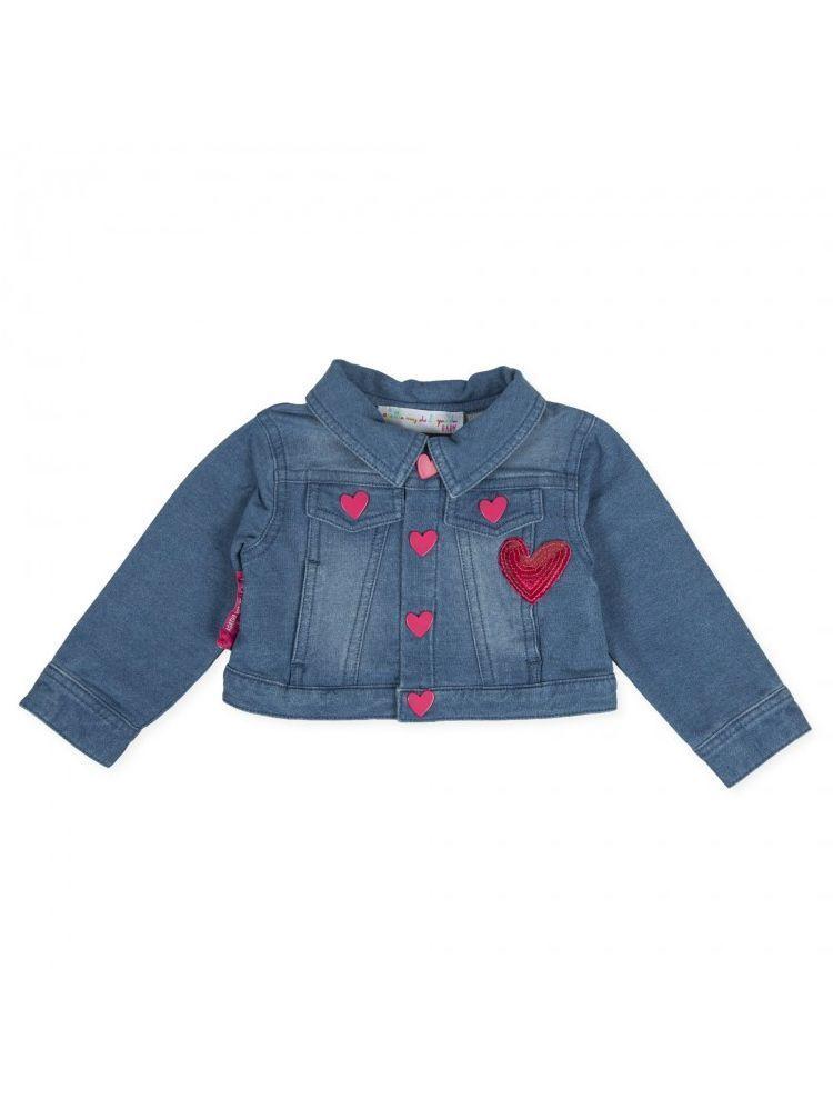 Agatha Ruiz Denim Patch Jacket