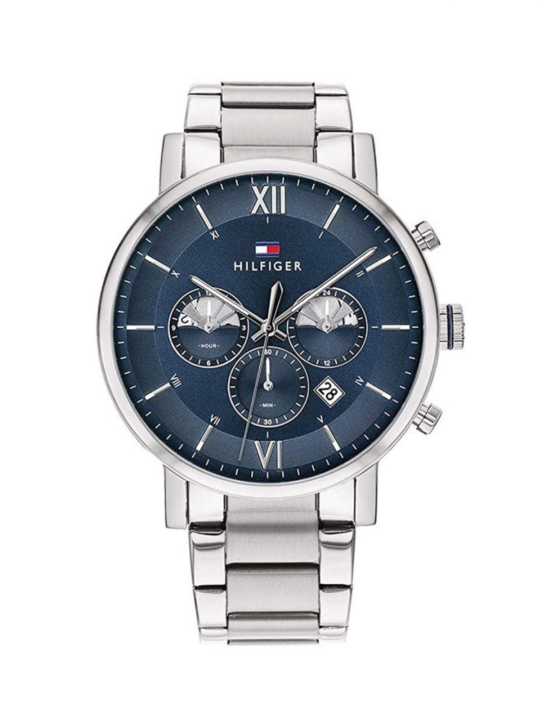 Tommy Hilfiger Mens Stainless Steel Watch 1710409