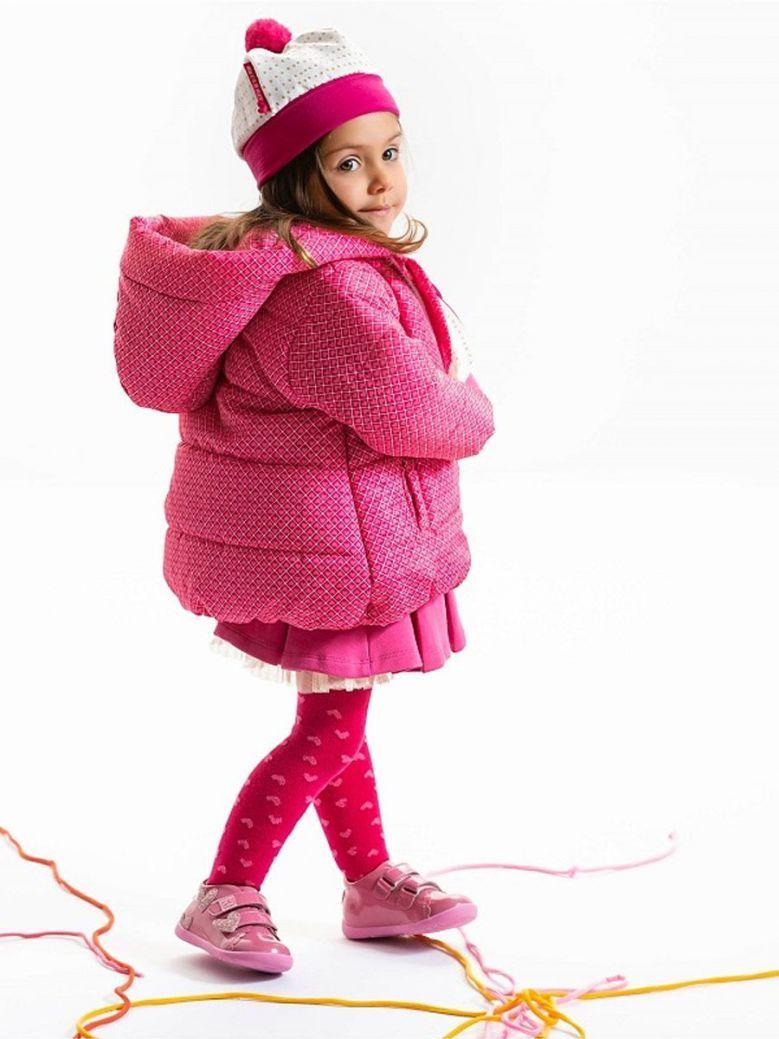 Agatha Ruiz Pink Heart Print Coat