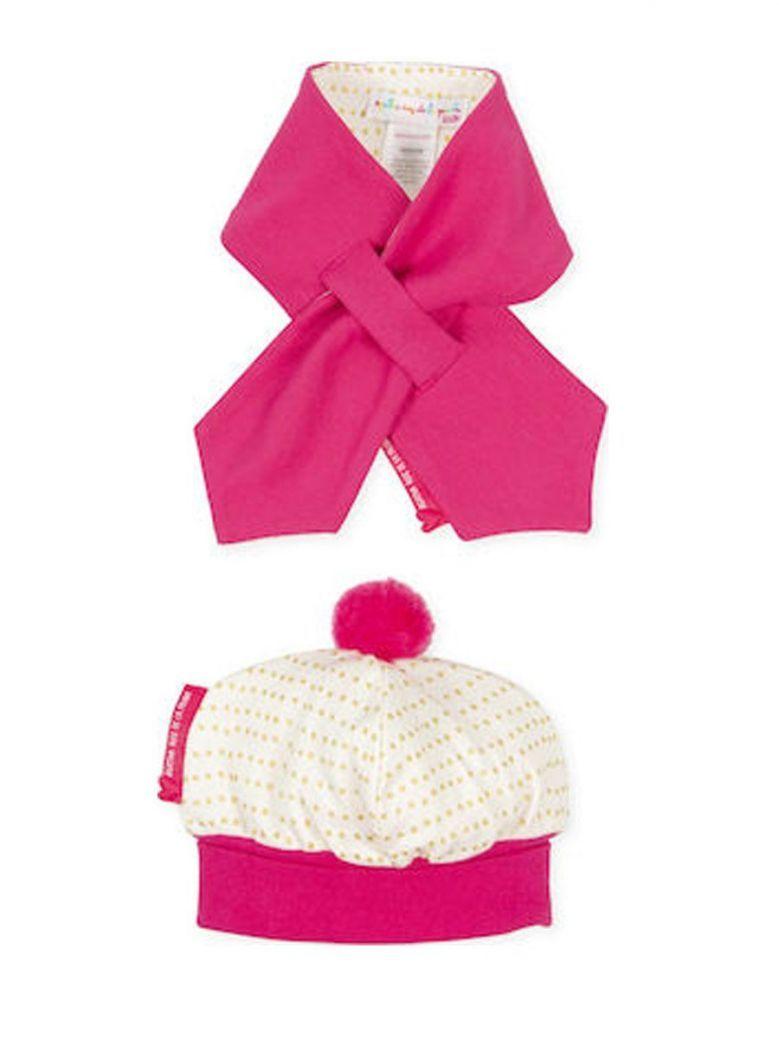 Agatha Ruiz 2 Piece Hat & Scarf Set