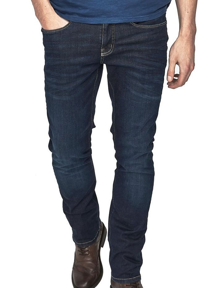 Mish Mash Dark Stretch Slim Flex Jeans