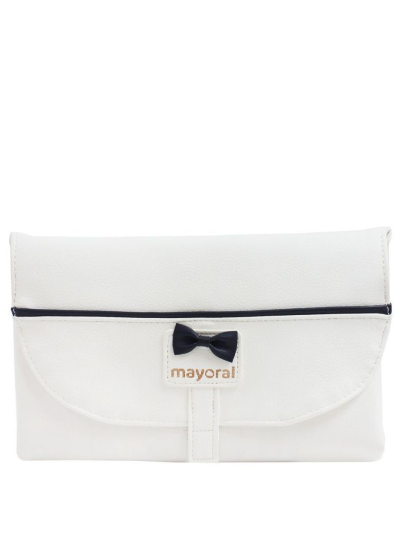 Mayoral Cream Folding Leatherette Changing Mat