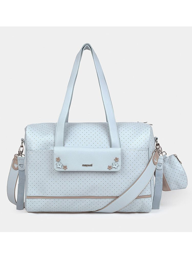 Mayoral Pale Blue Baby Changing Bag
