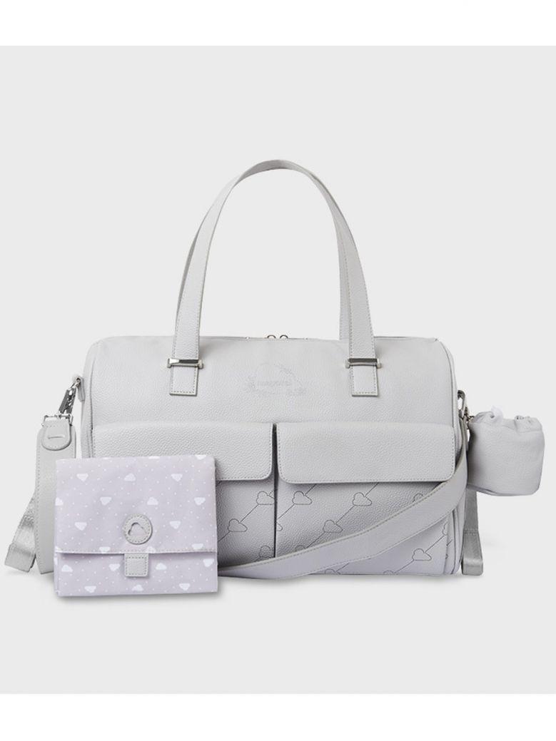 Mayoral Grey Leatherette Changing Bag