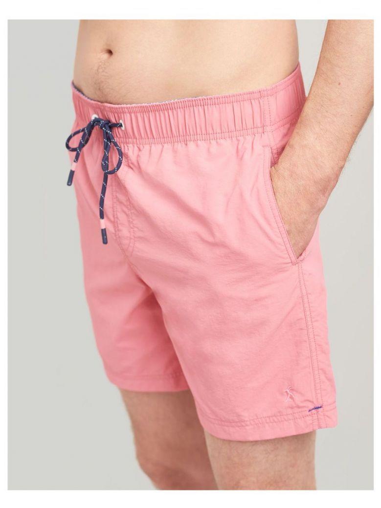 Joules Wash Rose Pink Heston Swim Shorts