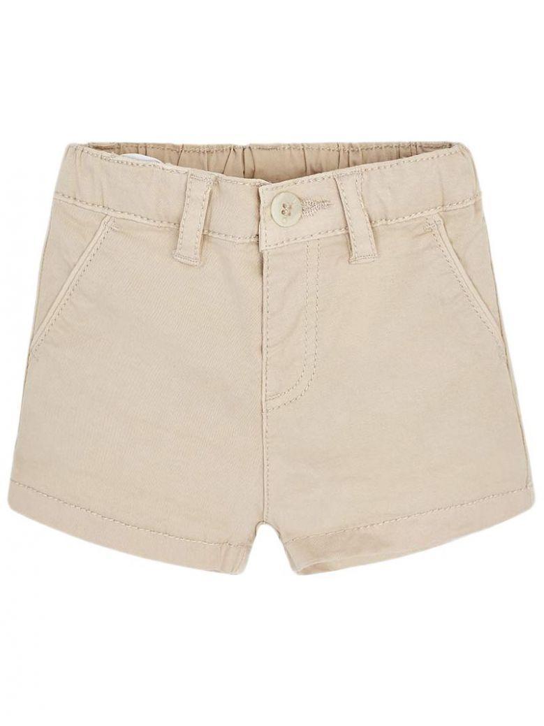 Mayoral Sheet Twill Shorts