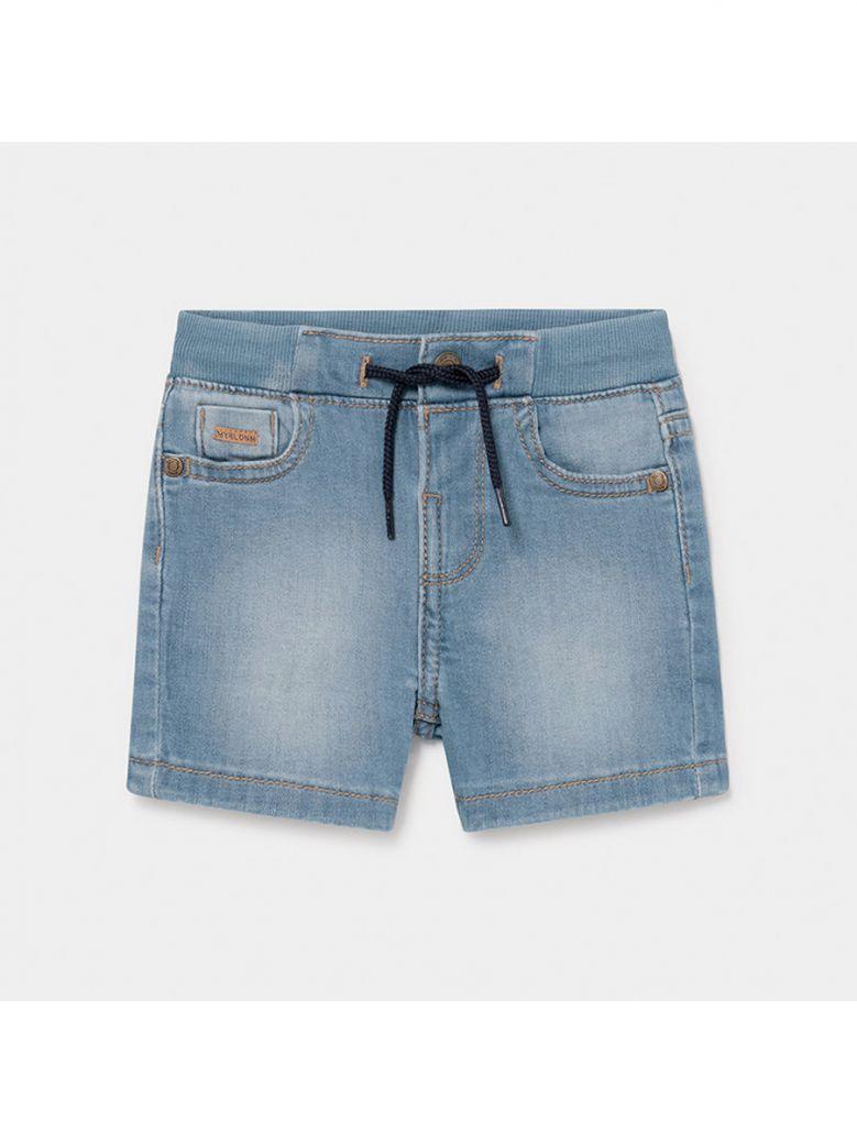 Mayoral Medium Denim Shorts