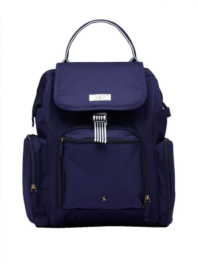 Joules French Navy Dinky Coast Baby Rucksack