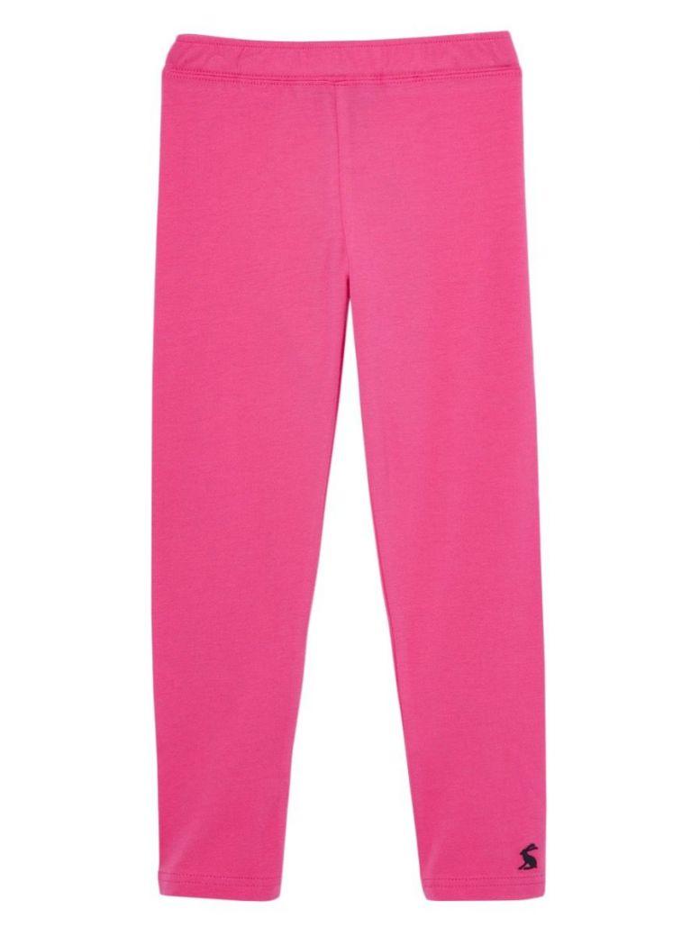 Joules Pink Emilia Jersey Leggings