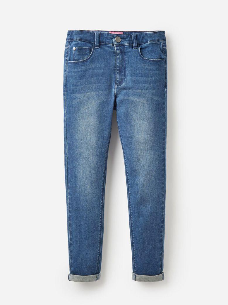 Joules Kids Mid Blue Monroe Denim Jeans
