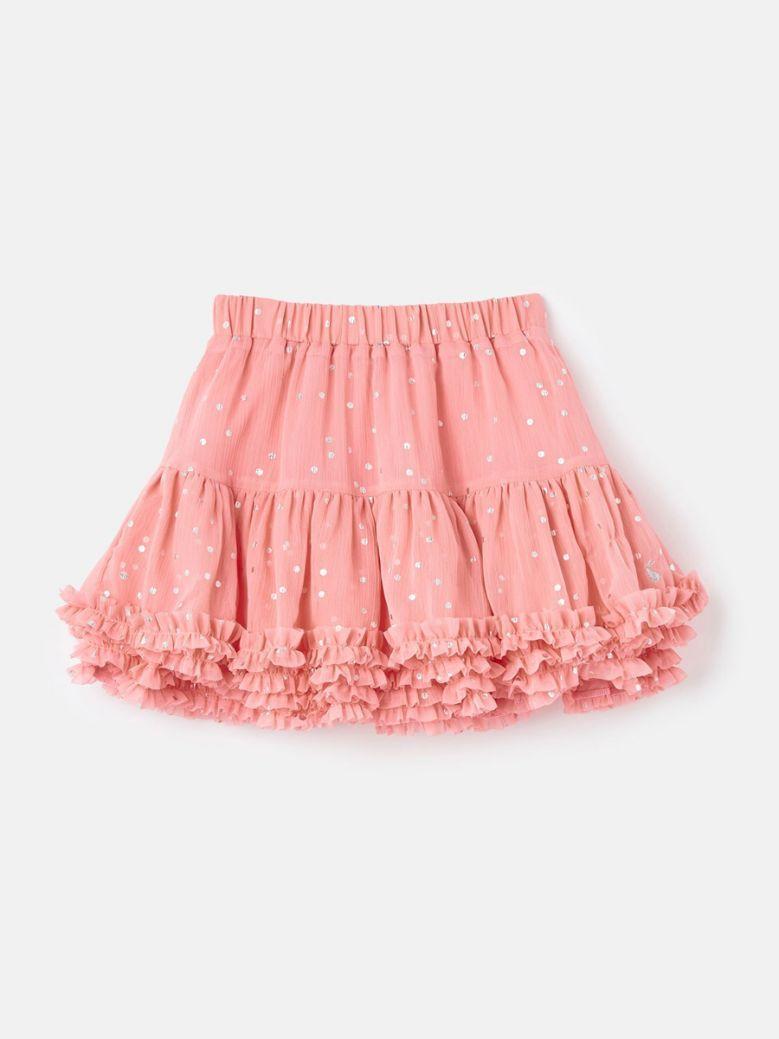 Joules Pink Spot Lillian Tutu Skirt