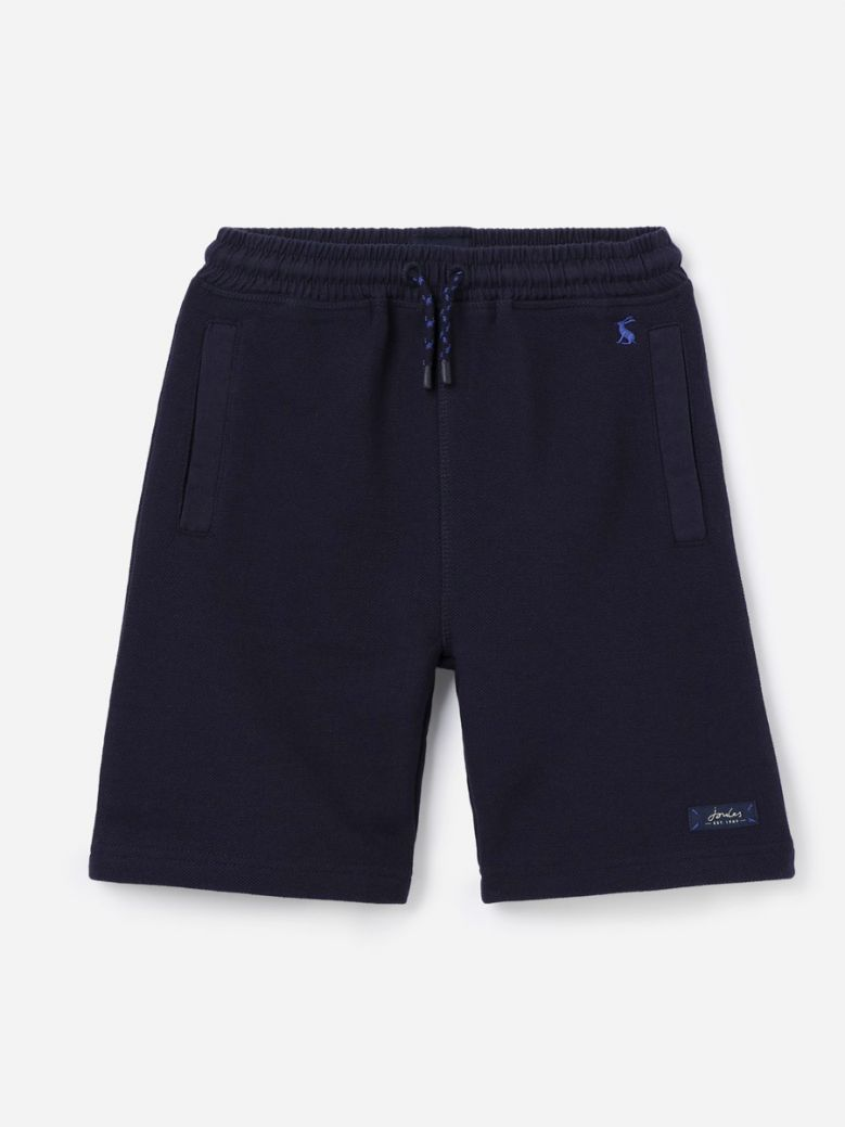 Joules French Navy Jed Pique Shorts