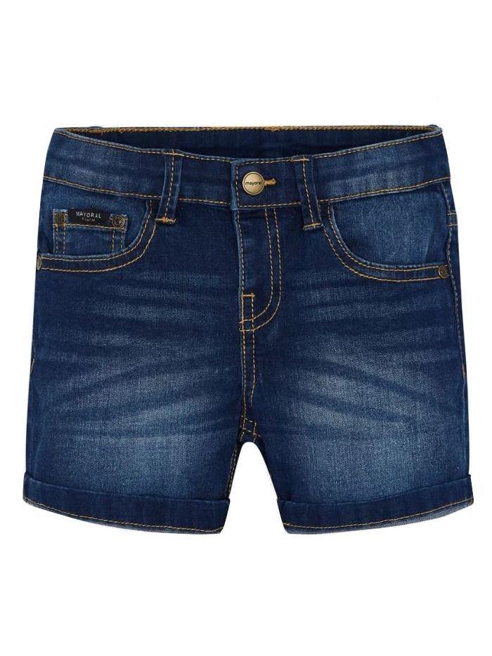 Mayoral Basic 5 Pocket Denim Shorts