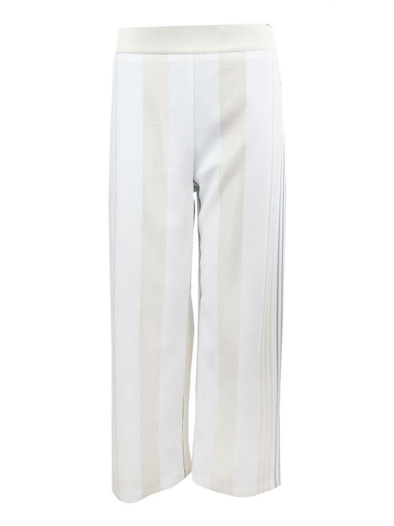 Camelot Cream Wide Leg Trousers
