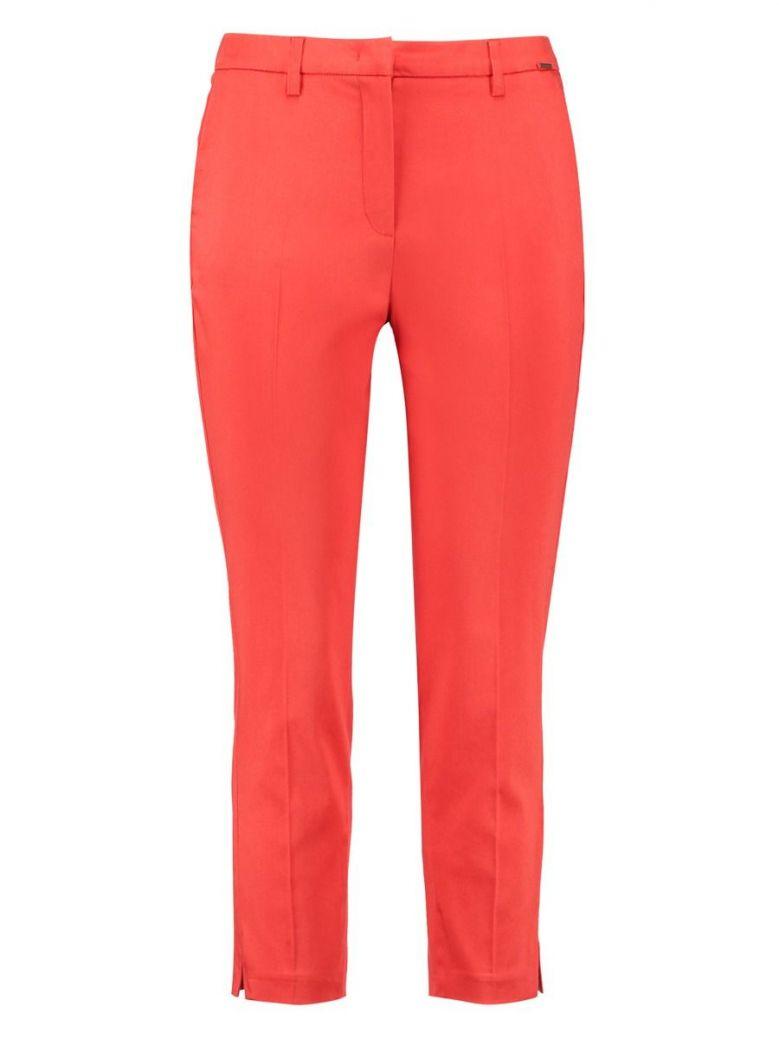 Samoon Greta Red 7/8 Trousers