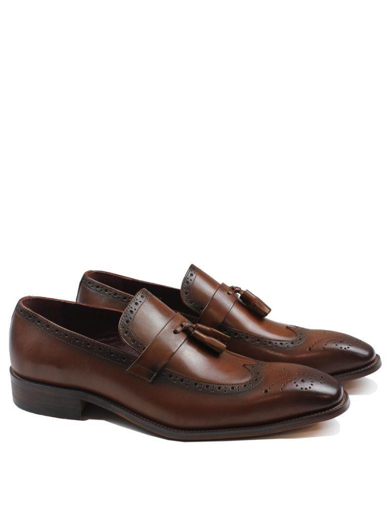 Dice Tan Walcott Shoe