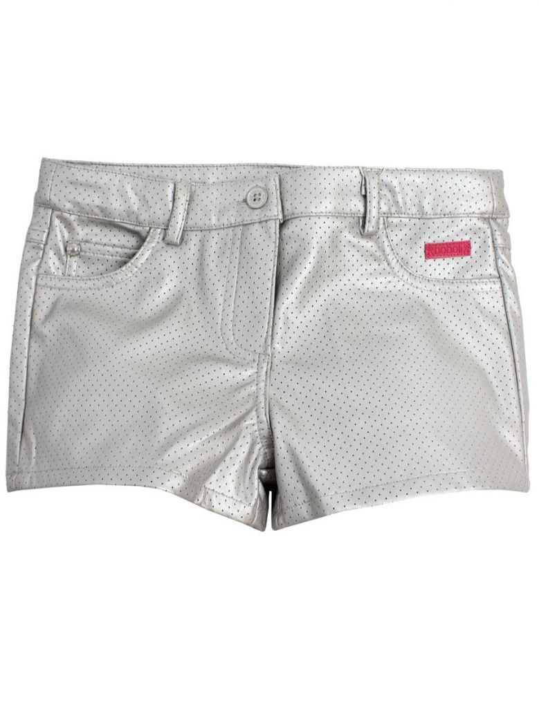 Boboli Silver Shorts